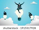 vector illustration of business ... | Shutterstock .eps vector #1915317928