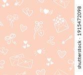 Valentines Pattern  Wallpaper ...