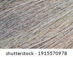 Natural Corn Broom Head Texture ...