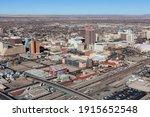albuquerque  new mexico  usa  ... | Shutterstock . vector #1915652548