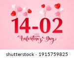 3d illustration of 14th...   Shutterstock . vector #1915759825