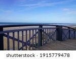 Beach Access Pontoon Stairs To...