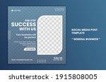 modern general business social...   Shutterstock .eps vector #1915808005