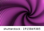 Abstract Fractal 3d Spiral In...