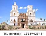 San Xavier Del Bac Mission Near ...