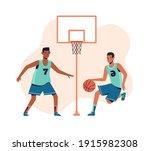 Children's Sports Basketball....