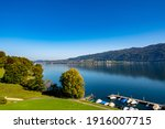View of the lake - Risch, Switzerland