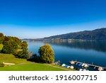 View of the lake - Risch, Switzerland