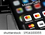 Mastercard Mobile Apps Icon On...