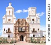 Historic San Xavier Del Bac...