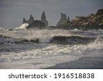 Baltic Sea Stacks In Vik ...
