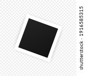 photo frame icon. blank space... | Shutterstock .eps vector #1916585315