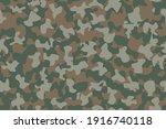 Abstract Army Print. Green Gray ...