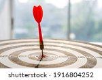 success goals targeting the... | Shutterstock . vector #1916804252