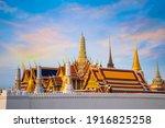 Wat Phra Kaew In Bangkok ...