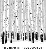 seamless horizontal vector... | Shutterstock .eps vector #1916893535