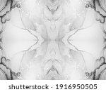 Grey Kaleidoscope Geometric....