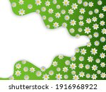 spring background with flower....   Shutterstock .eps vector #1916968922