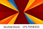 premium colorful abstract... | Shutterstock .eps vector #1917058352