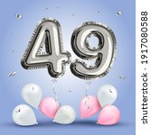 elegant greeting celebration... | Shutterstock .eps vector #1917080588