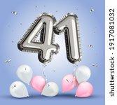 elegant greeting celebration... | Shutterstock .eps vector #1917081032