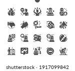 negative thinking. depression ...   Shutterstock .eps vector #1917099842