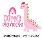 Dino Princess   Funny Hand...