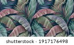 Tropical Luxury Exotic Seamless ...