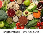 Different Vegetables  Seeds And ...