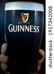dublin  ireland   may 26  2013  ...   Shutterstock . vector #1917342008