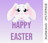 illustration sticker greeting... | Shutterstock . vector #1917359618