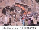 Hyderabad  Pakistan   Feb 15 ...