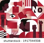 geometric seamless pattern with ...   Shutterstock .eps vector #1917544508