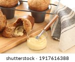 Homemade Whipped Butter With...