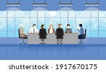 technology problem smartphone... | Shutterstock .eps vector #1917670175