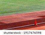 Athletics Stadium Infield And...