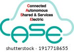 the silhouette of the car is... | Shutterstock .eps vector #1917718655