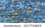 the texture of the old cracked... | Shutterstock . vector #1917734855
