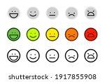 client feedback vector...   Shutterstock .eps vector #1917855908