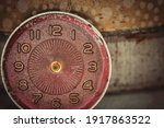 vintage grunge background of an ... | Shutterstock . vector #1917863522