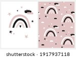 seamless vector patterns with ...   Shutterstock .eps vector #1917937118
