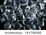 the image of ice | Shutterstock . vector #191798285