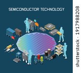 Semiconductor Chip Production...