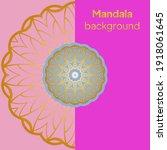 mandalas. decorative round... | Shutterstock .eps vector #1918061645