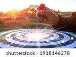 success goals targeting the... | Shutterstock . vector #1918146278