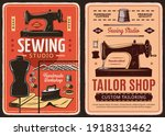 Sewing Studio And Tailor Shop...