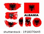 flag of albania page symbol for ...
