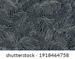 tropical seamless natural...   Shutterstock .eps vector #1918464758