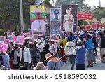 Nyaunghswe  Myanmar   17 Feb...