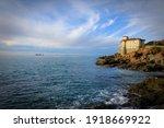 The Sea And The Boccale Castle